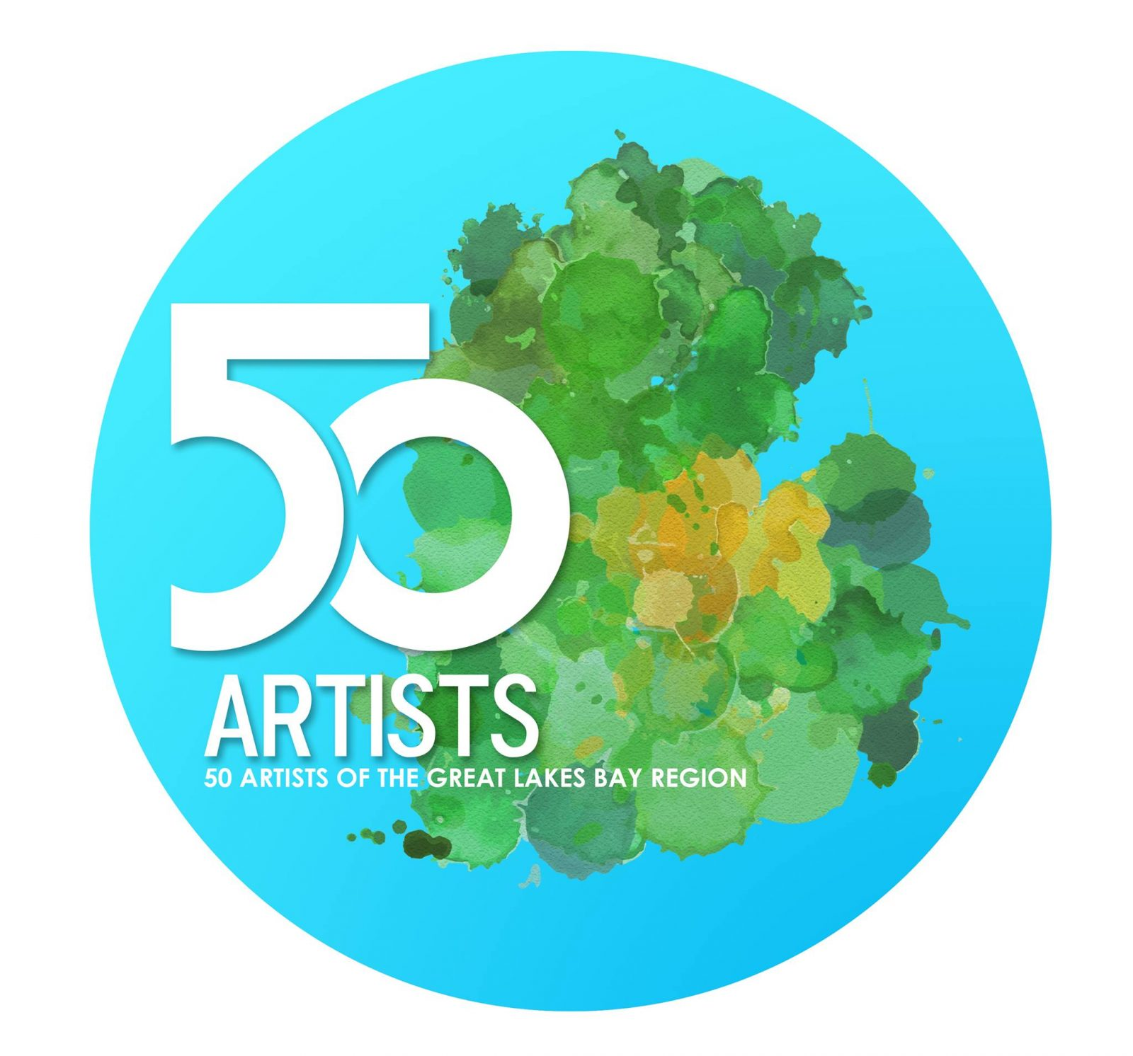 Call for Artists: 50 Artists of the Great Lakes Bay Region