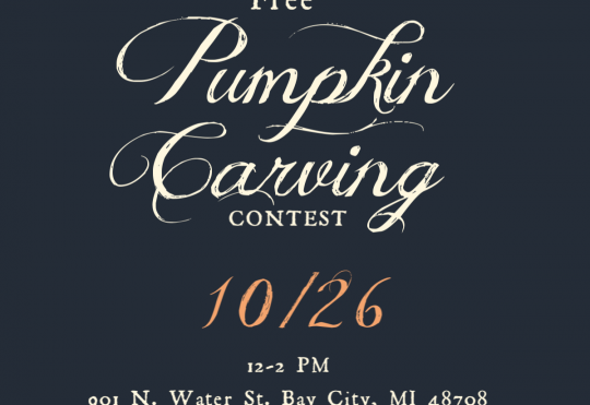 Free Pumpkin Carving Contest