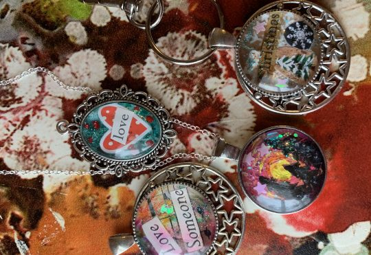 Children's Jewelry Making with Misty Coss