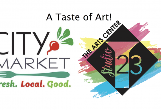 A Taste of Art at City Market's Sample Saturday at City Market, 401 Center, Bay City