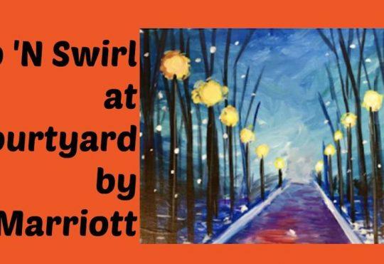 Sip 'N Swirl at Courtyard by Marriott
