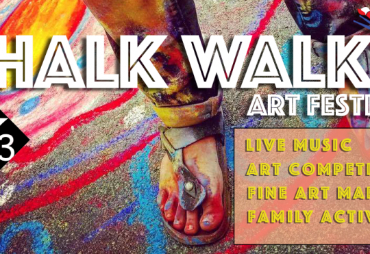 Chalk Walk Art Festival