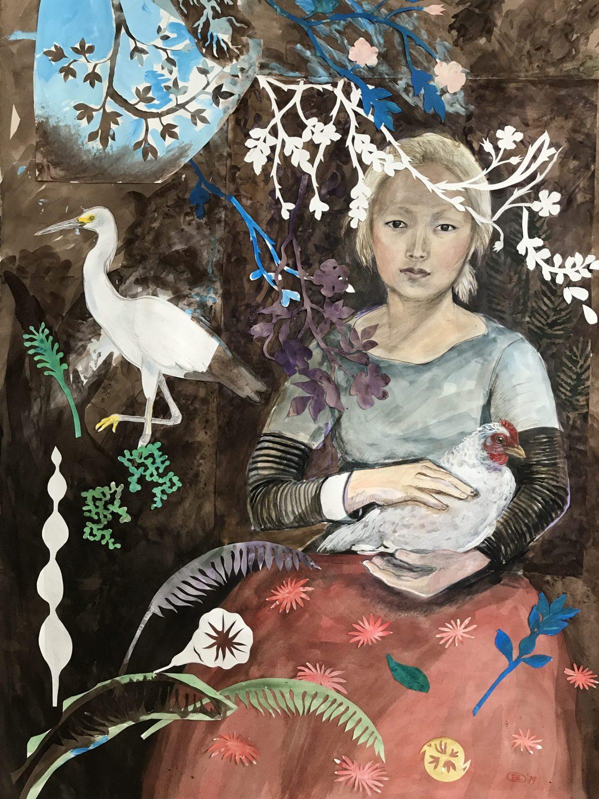 Postponed: Understory-Artist Bonnie Lalley