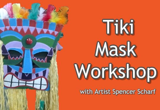 Tiki Mask Workshop