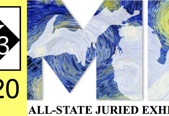 MI Artists All-State Juried Exhibition 2020