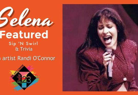 Selena Featured Sip 'N' Swirl