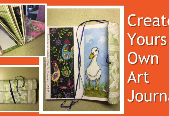 Create Your Own Art Journal