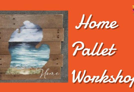 Home Pallet Workshop