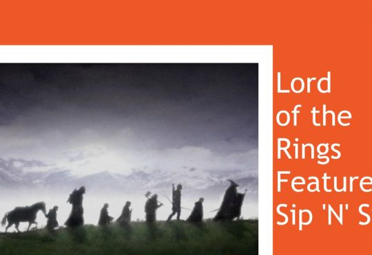 Lord of the Rings Sip 'N' Swirl & Trivia Night