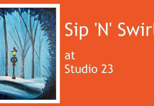 Open Sip 'N' Swirl