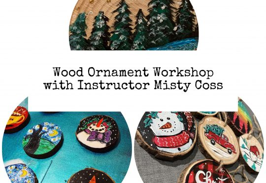 Wood Ornament Workshop