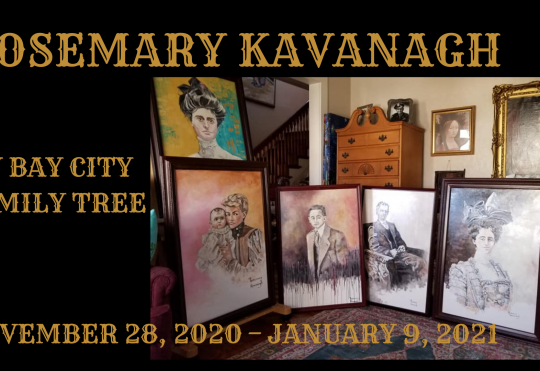 Public Reception for Artist Rosemary Kavanagh