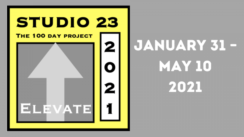 Call for Artists: Studio 23 The 100 Day Project