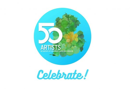 Curator's Clipboard: A Celebration of 50 Artists!